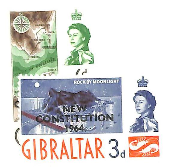 1964 Gibraltar
