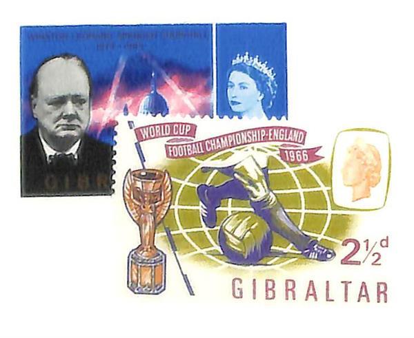 1966 Gibraltar