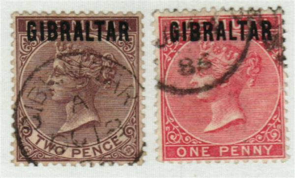 1886 Gibraltar