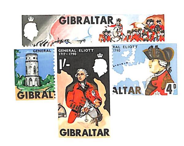1967 Gibraltar
