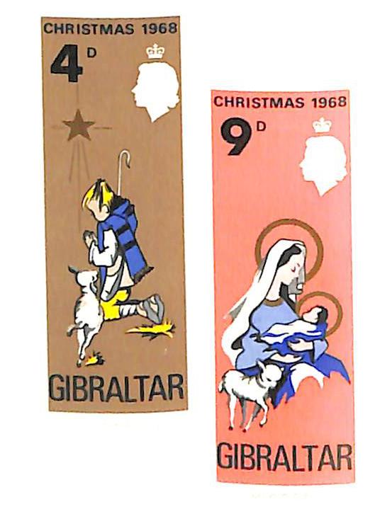 1968 Gibraltar