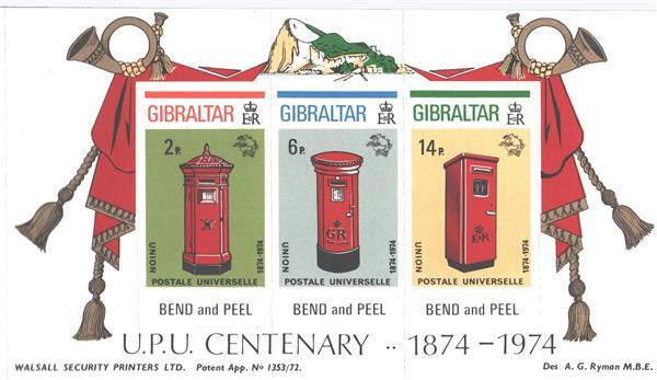1974 Gibraltar