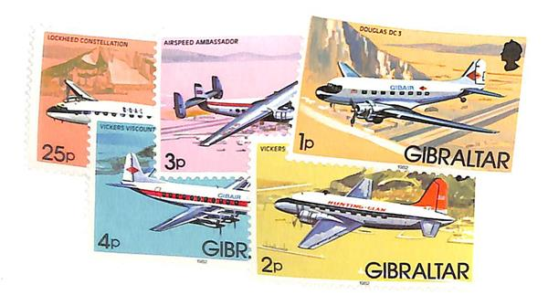 1982 Gibraltar