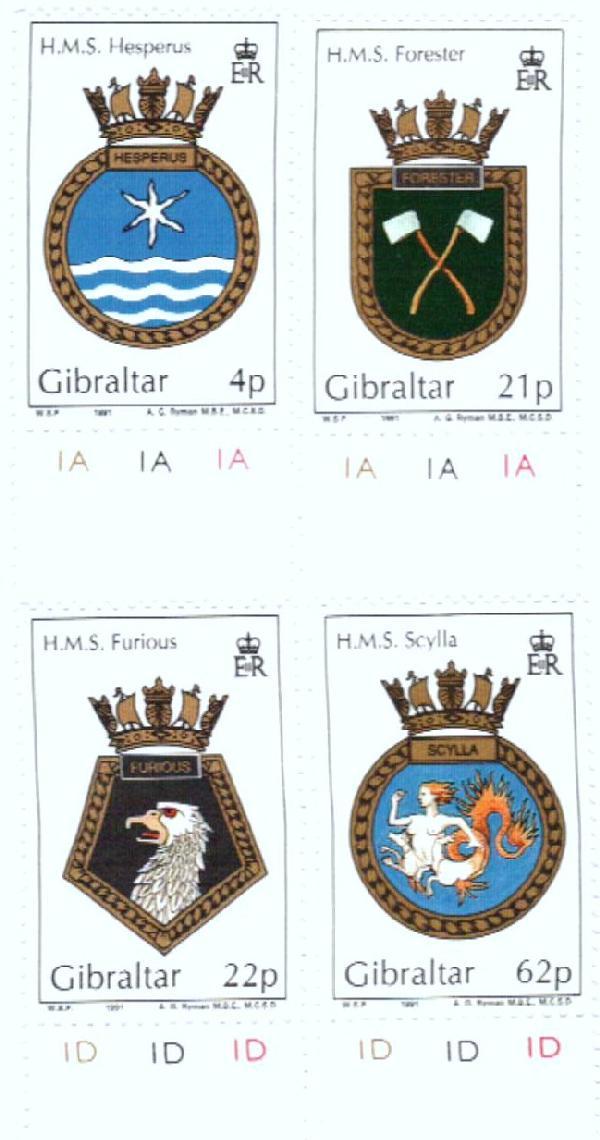 1991 Gibraltar
