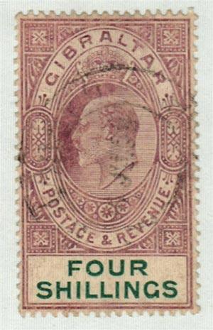 1904 Gibraltar