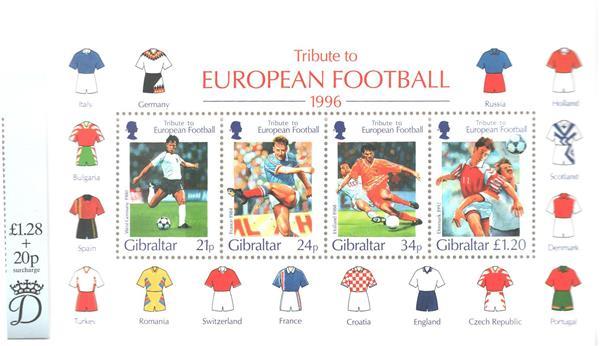 1996 Gibraltar
