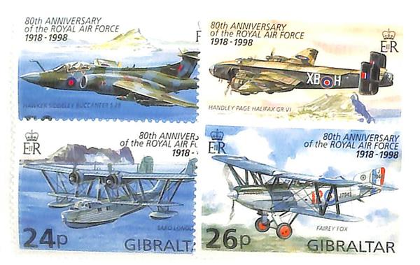 1998 Gibraltar
