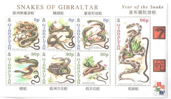 2001 Gibraltar