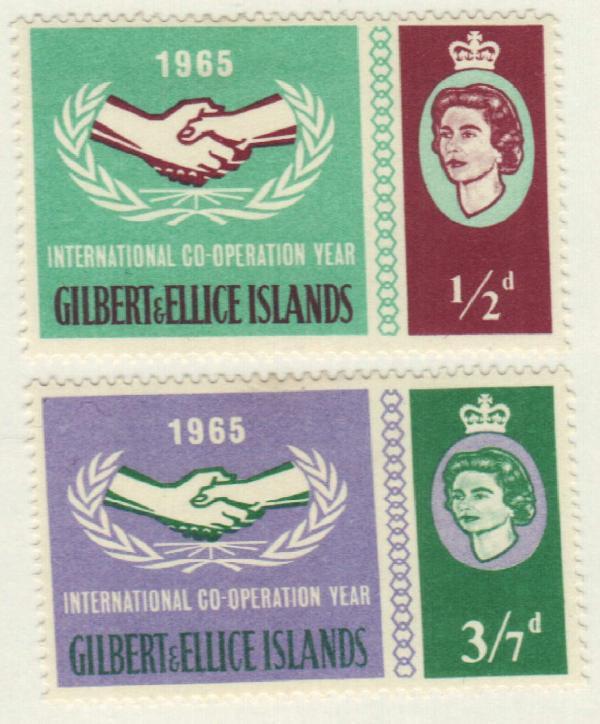 1965 Gilbert & Ellice Islands