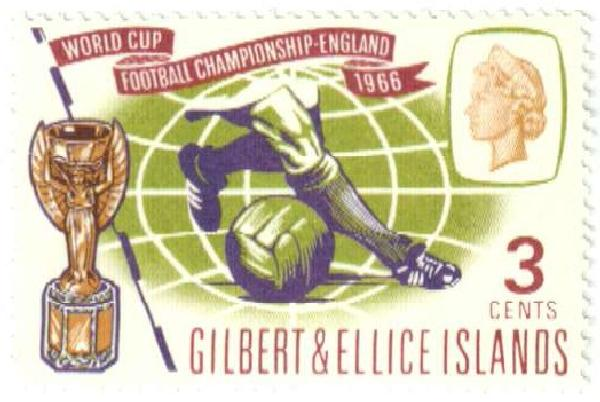 1966 Gilbert & Ellice Islands