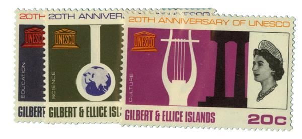 1966 Gilbert & Ellice Islands
