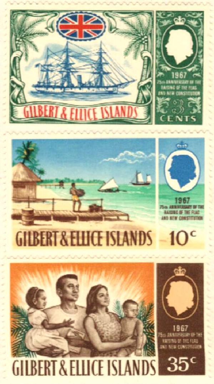 1967 Gilbert & Ellice Islands