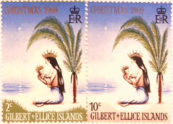 1969 Gilbert & Ellice Islands