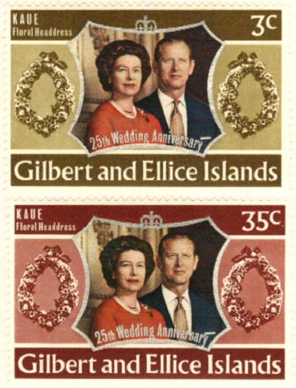 1972 Gilbert & Ellice Islands
