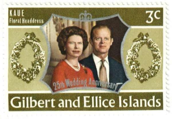 1972 Gilbert & Ellice Islands