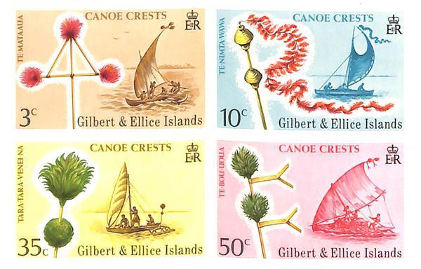 1974 Gilbert & Ellice Islands