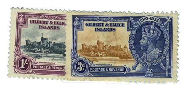 1935 Gilbert & Ellice Islands