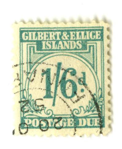 1940 Gilbert & Ellice Islands