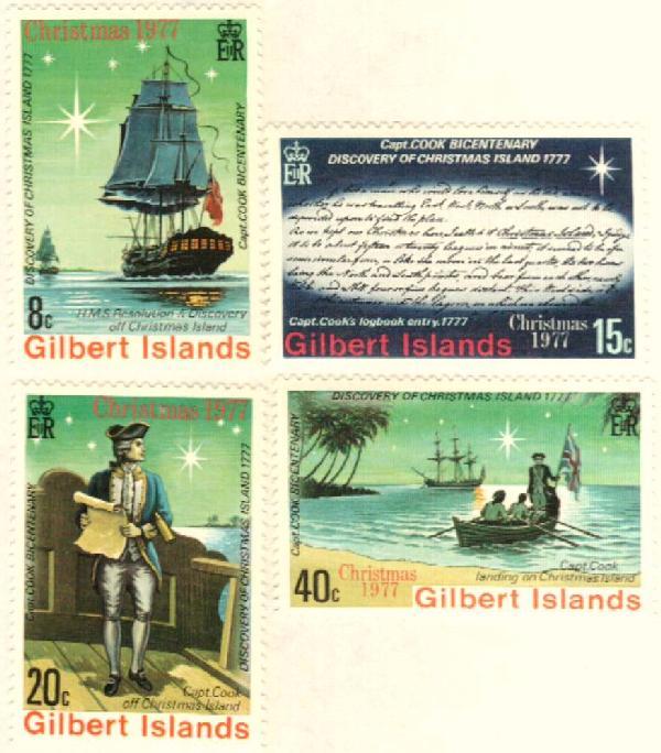 1977 Gilbert Islands