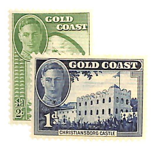 1948 Gold Coast