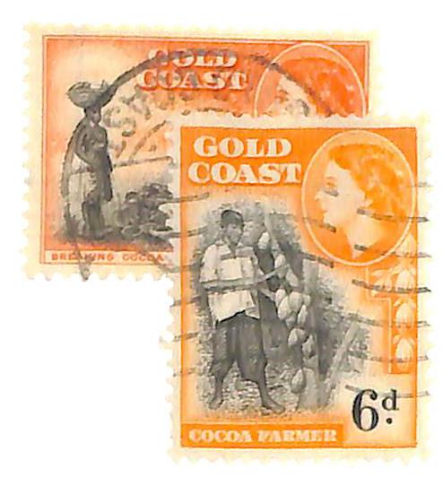 1954 Gold Coast