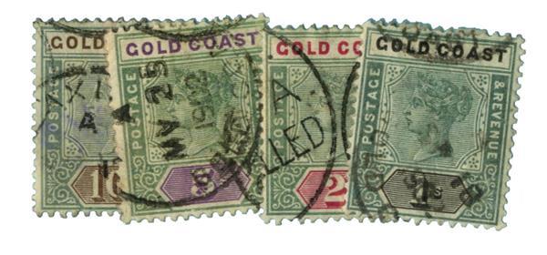 1898-1902 Gold Coast