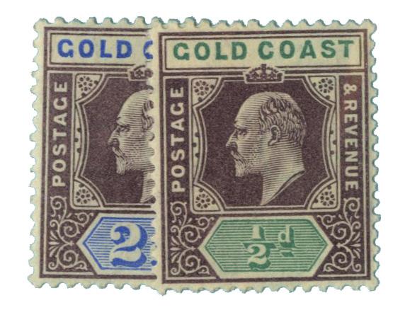 1906-07 Gold Coast