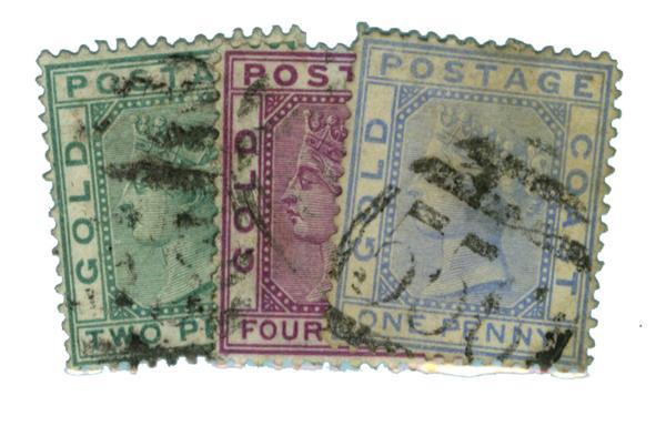 1876-79 Gold Coast