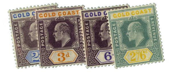 1904-07 Gold Coast