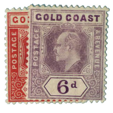 1907-13 Gold Coast