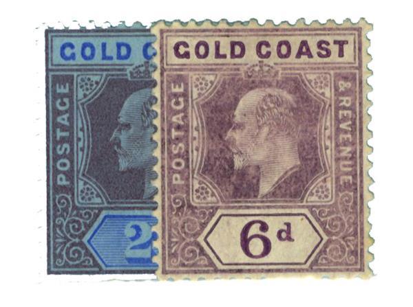 1907-09 Gold Coast