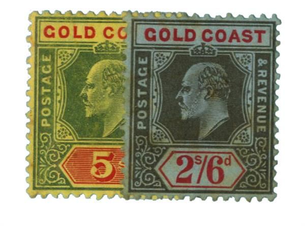 1911-13 Gold Coast
