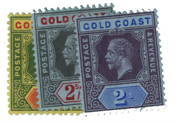 1913 Gold Coast