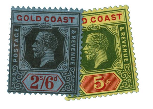 1921 Gold Coast