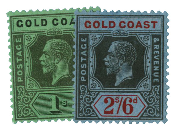 1924-25 Gold Coast