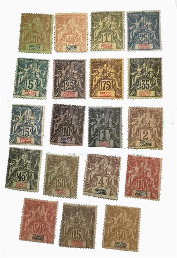 1897-1907 Grand Comoro