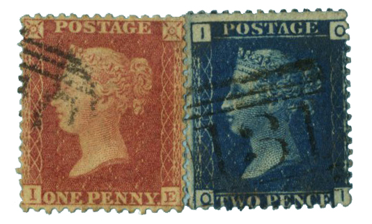1856-58 Great Britain