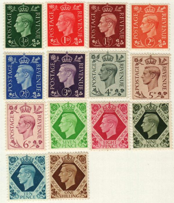 1937-39 Great Britain