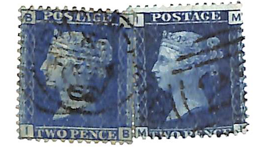1858-69 Great Britain