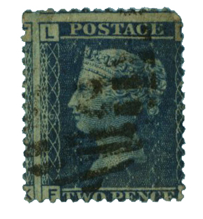 1858 Great Britain