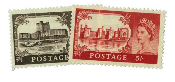 1955 Great Britain