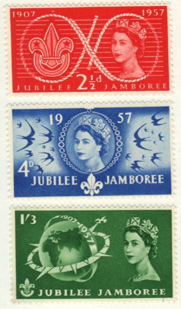 1957 Great Britain