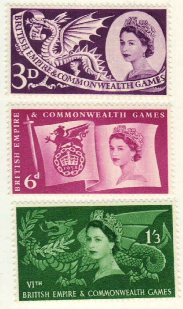 1958 Great Britain