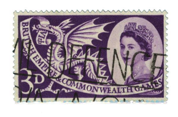 1958 Great Britain