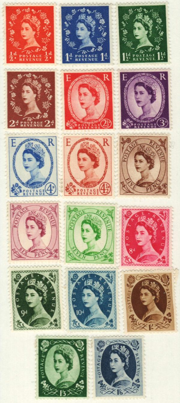 1958-66 Great Britain