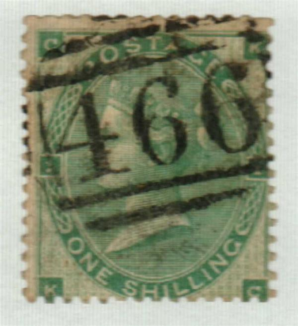 1862 Great Britain