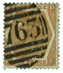 1872 Great Britain