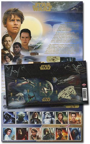 2015 Star Wars Presentation Pack