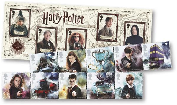 2018 Harry Potter Presentation Pack