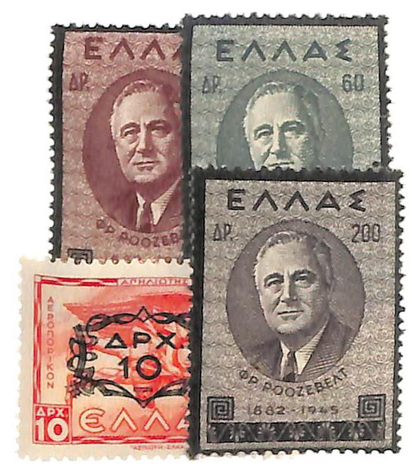 1945-46 Greece